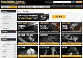 bookmaker website