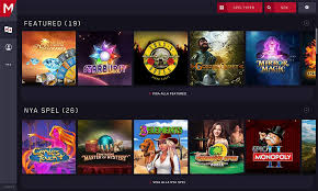 maria casino website