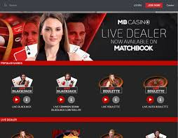 matchbook casino